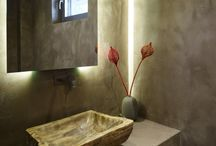 Rooms/Bathroom / Inspiration for Moshé's latest interior design projects, both residential and commercial.