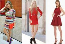 Vestidos / Confira aqui lindos modelos de vestidos de festa, casamento, de noiva, longos, curtos, plus size e para madrinhas.