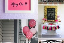 Bachelorette Party and Shower Inspiration