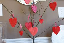Valentines Day Party Ideas / by Tessa Johnston