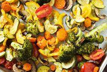 Salads and Vegs