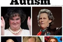 Famous People with Autism / ADHD