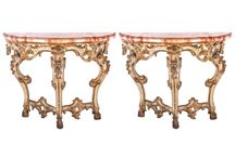 18th Century Tables
