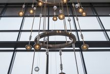 Lightobjects / Unique lamps, custom made. Every lamp is a piece of art for your home. Makes atmosphere and brings light.