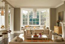 Dining/living-room