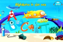 Alphabet Apps / by Apps for Children with Special Needs