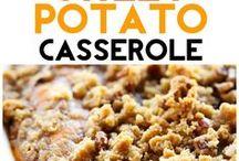 sweet potato dishes