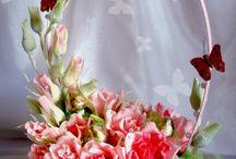 konpozycje kwiatowe