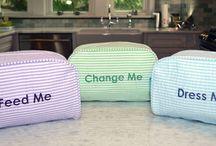 We Love Diaper Bag Organization!