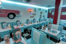 Kitty does decor / Kitty is just mad about decor and design. Her very tall house is just full of interesting things! what designs and decors will she come up with in the American Classic Diner?!