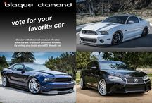 Vote For Your Favorite Car to WIN!!! / Go to http://woobox.com/uh7pyj to vote!  Voting loses 11:59pm April 6, 2015