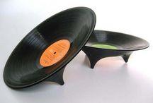 Vinyl Records / by Char Vanderlinde