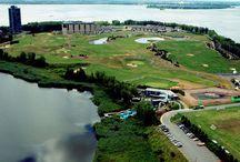Quebec, Canada, Par 3 and Executive Golf Courses / Quebec, Canada, Par 3 and Executive Golf Courses