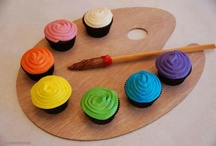 Baking and cake decorating