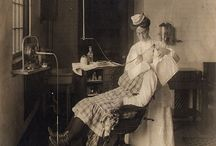 Vintage Dentistry / Taking a look into the history of dentistry. A blast from the past!