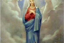 Virgen María Madre