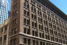 Buildings of Yerba Buena
