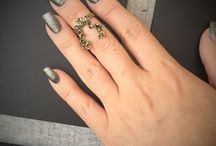 Gothic Punk Jewelry / Gothic Punk Jewelry