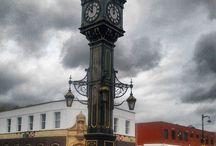 The Jewellery Quarter Birmingham / Photos of the historic and famous Birmingham Jewellery Quarter