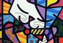Romero Britto Amazing Art