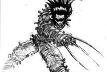 Wolverine/Logan