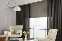 Minimalist Curtains and blinds