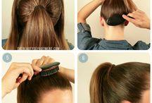 Hair & Makeup  / ALL THINGS FABULOUS!  / by Brandy Eldridge