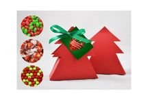 Christmas Confectionery / Give your clients and staff a sweet treat with promotional confectionery.