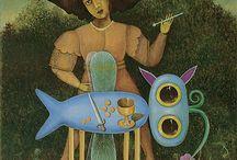 Artist Victor Brauner