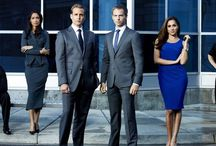 Suits Fashion Style / #Suits #NBC #TVShow #Fashion #Outfits #Style #Celebrity #Looklive