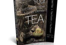 Tea Books / Interesting books and ebooks about tea.