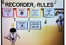Classroom Recorder / by Kasie Gepford