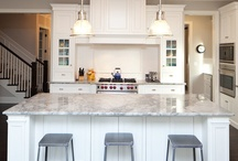 kitchens / by Shannon Leppard