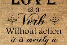 Love actions