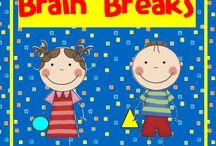 Brain Breaks / by Edythe Burroughs