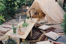 Glamping (Camping) Ideas