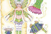 Paper dolls Dover Publication