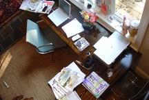Office desk DIY