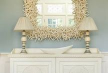 Nautical Style / Light and airy.! Calm and soothing atmosphere.! Inspiring.! / by Theresa Scott