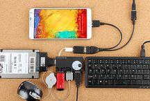 15 cose utili che si posdono fare con un cavo OTG e ogni strumento Android