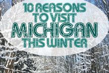 Travel Michigan / #travel #inspiration all over #Michigan #citytrips #roadtrips #sightseeing and more
