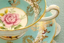Plates & Dishes & Teapots