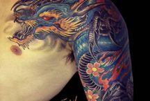 dragones para tatuarse