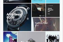 Creative web layouts