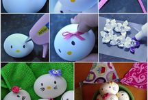 Egg-citing Easter for Little Bunnies / Fun Ideas to make Easter Ear-resistable for kids!  / by Melissa at The Eyes of a Boy blog
