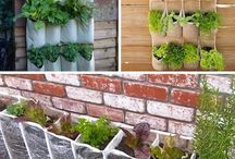Gardening and outdoors decor