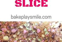Cookies and slices