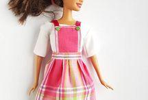 Wardrobe / sewing for dolls