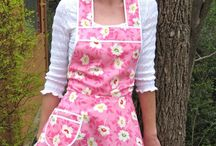 Aprons / by Sharon Black