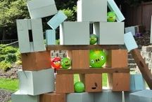 Angry Birds Party / by Amy